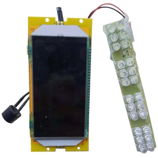 Kugoo S1 S2 s3에 대 한 액정 디스플레이 범용 36V 전기 스쿠터에 대 한 전기 스쿠터 부품