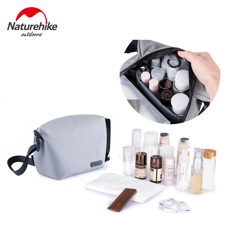 Naturehike Outdoor Leisurely Multi-functional Wet And Dry Separation Bag Outdoor Travel Supplies Portable Storgage Bag NH19SN004
