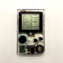GBP con carcasa nueva reacondicionada profesionalmente para bolso para Game Boy