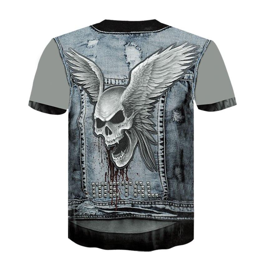 AE171-T恤短袖模版-后