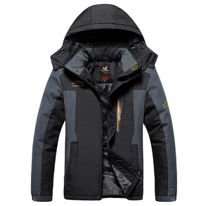 Image 3 - BOLUBAO New Men Jackets Coats Winter Brand Mens Fashion Casual Thick Warm Jacket Male Windproof Waterproof Outdoor Jacket