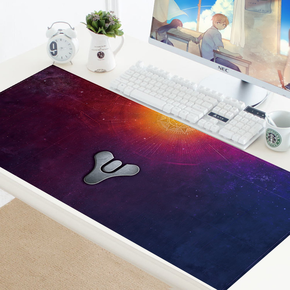 Game XXL Mouse Pad Rubber Gamer Gaming PC Laptop Mousepad Computer Xl Large Play Mats On Desk Protector For Star Wars