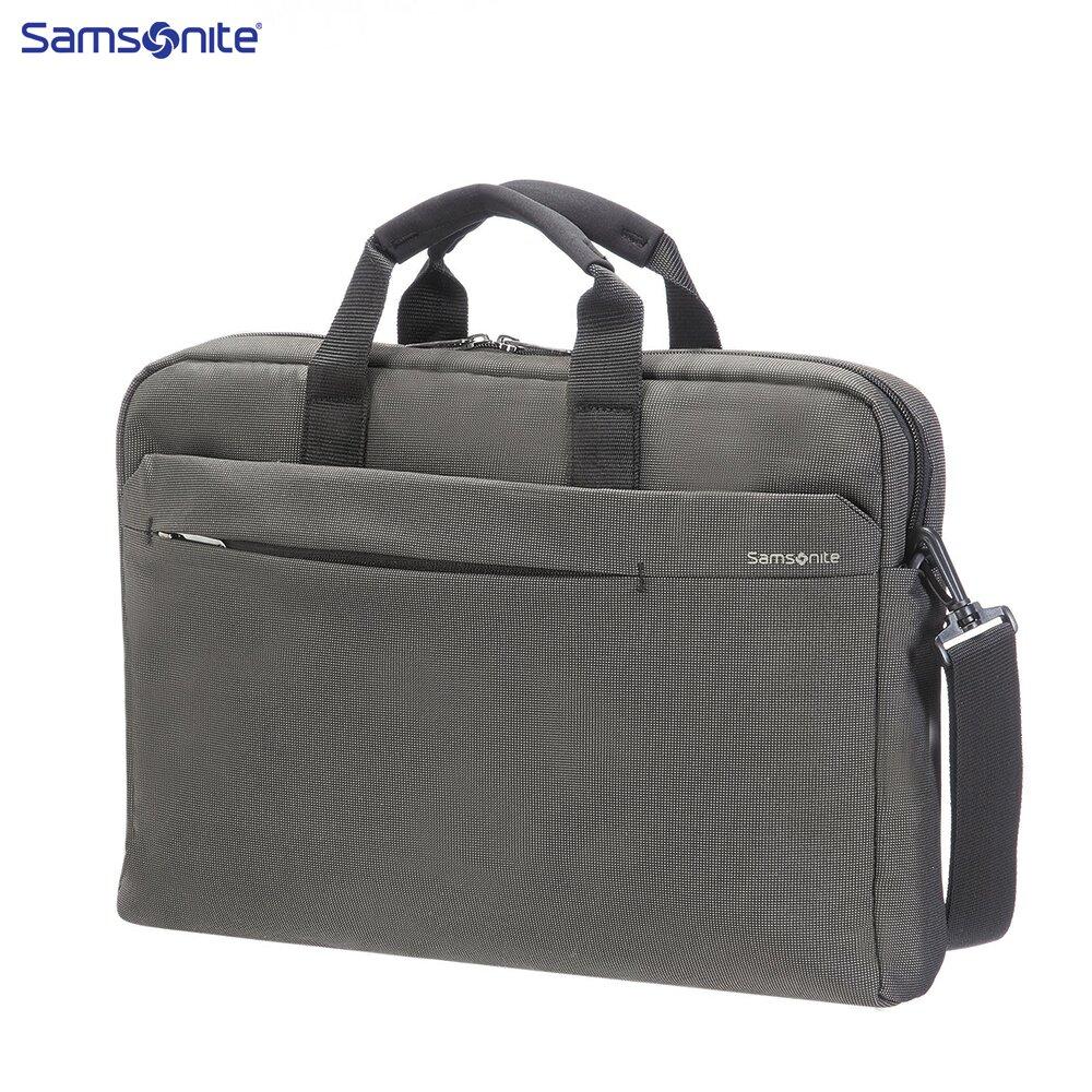 Laptop Bags & Cases Samsonite SAM41U00408 for laptop portfolio Accessories Computer Office a bag Men