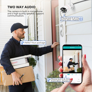 Image 4 - MISECU H.265 8CH NVR 3MP Wireless Security System WiFi Ai Kamera Menschliches Erkannt Zwei Weg Audio Outdoor P2P Video Überwachung set