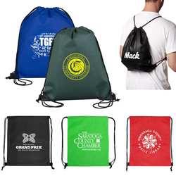 (3000 шт./партия) Размер 35x40 см заказной напечатанный рюкзак для кемпинга и велоспорта для марафона