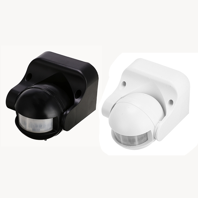 180 Degree Rotating Motion Sensor 220V 300W Motion Detector Automatic Infrared PIR Sensor Outdoor Security Lighting Switch