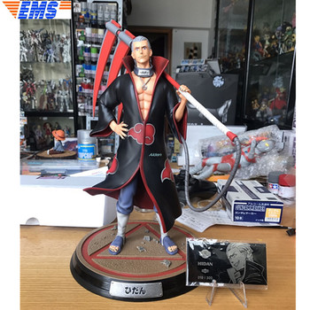 """12 """"Statue NARUTO Fehlschlag Akatsuki Hidan Voll-Länge Porträt Die Team Freund Kakuzu GK Action Sammeln Modell Spielzeug BOX 30CM Z2577"""