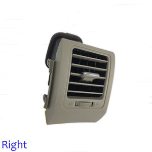 Image 5 - HengFei car accessories Air outlet for Toyota Corolla ALTIS Instrument panel outlet air conditioner outlet Workbench air outlet