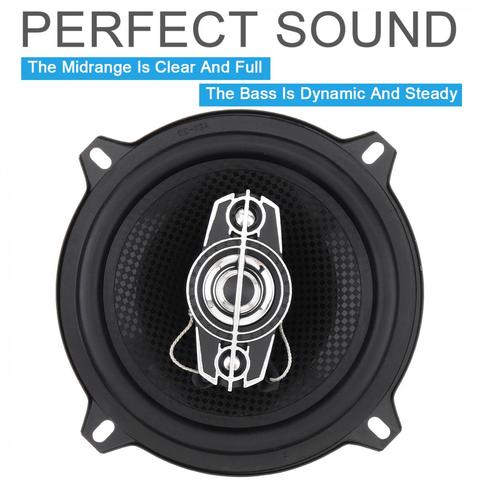 alto falantes coaxiais do carro auto audio musica
