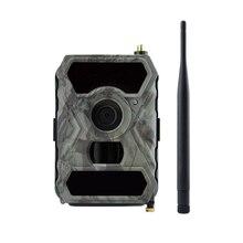 S880G 12MP 1080P Macchina Fotografica della Traccia di 3G SIM GPRS MMS Macchina Fotografica di Caccia 940NM di Visione Notturna per la Fauna Selvatica di Sorveglianza Digitale