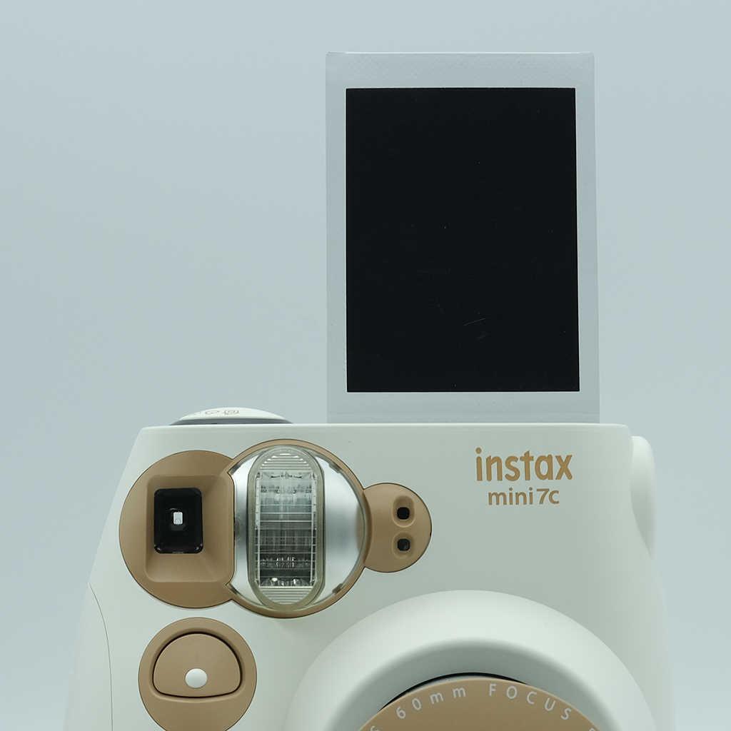 FujiFilm Fuji Instax Mini7C Tức Thì Bộ Phim Hình Máy Ảnh + 20 50 Tấm Fujifilm Instax Mini 8/9/7C phim Fujifilm Instant