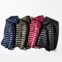 Denim Hooded Windbreaker for Men Cotton Jacket Campera Hombre Invierno Corduroy Chamarra Para Hombre De Invierno New GG50dy014