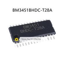 10 pçs/lote BM3451BHDC-T28A TSSOP-28 BM3451 100% original Novo