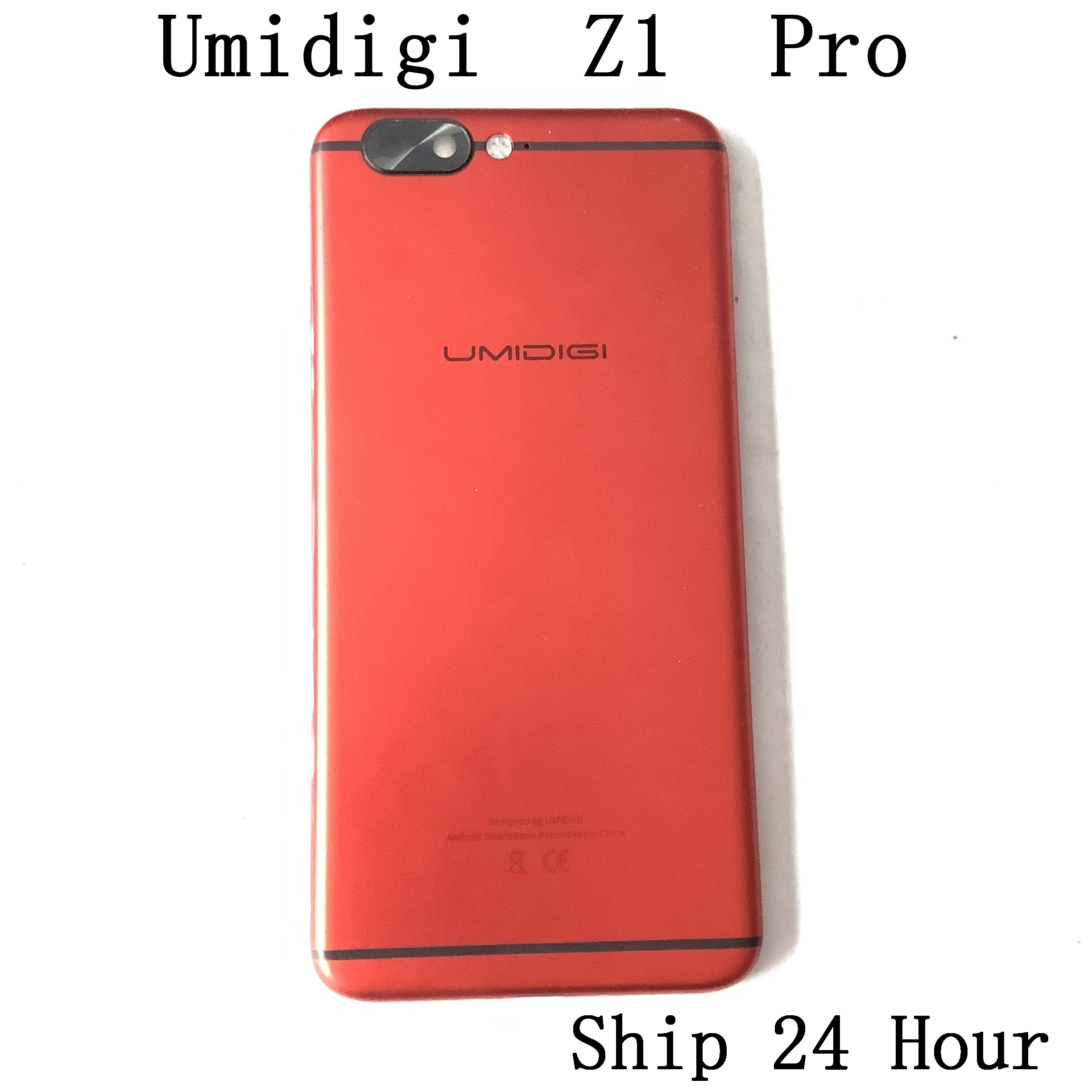 Umidigi Z1 Pro Used Back Battery Cover+Scerws For Umidigi Z1 Pro Repair Fixing Part Replacement