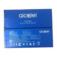 Bateria 100% original 2000mah  bateria para alcatel 1 5033 5033d 5033x 5033y 5033a 5033t 5033j para telstra essential mais 2018