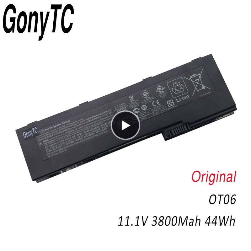 OT06 D'origine batterie d'ordinateur portable Pour HP EliteBook 2740p 2740w 2730p 2760p 2710p HSTNN-CB45 HSTNN-XB4X NBP6B17B1 AH547AA BS556AA
