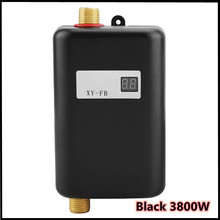 3800W Household Electric Water Heater Instant Tankless