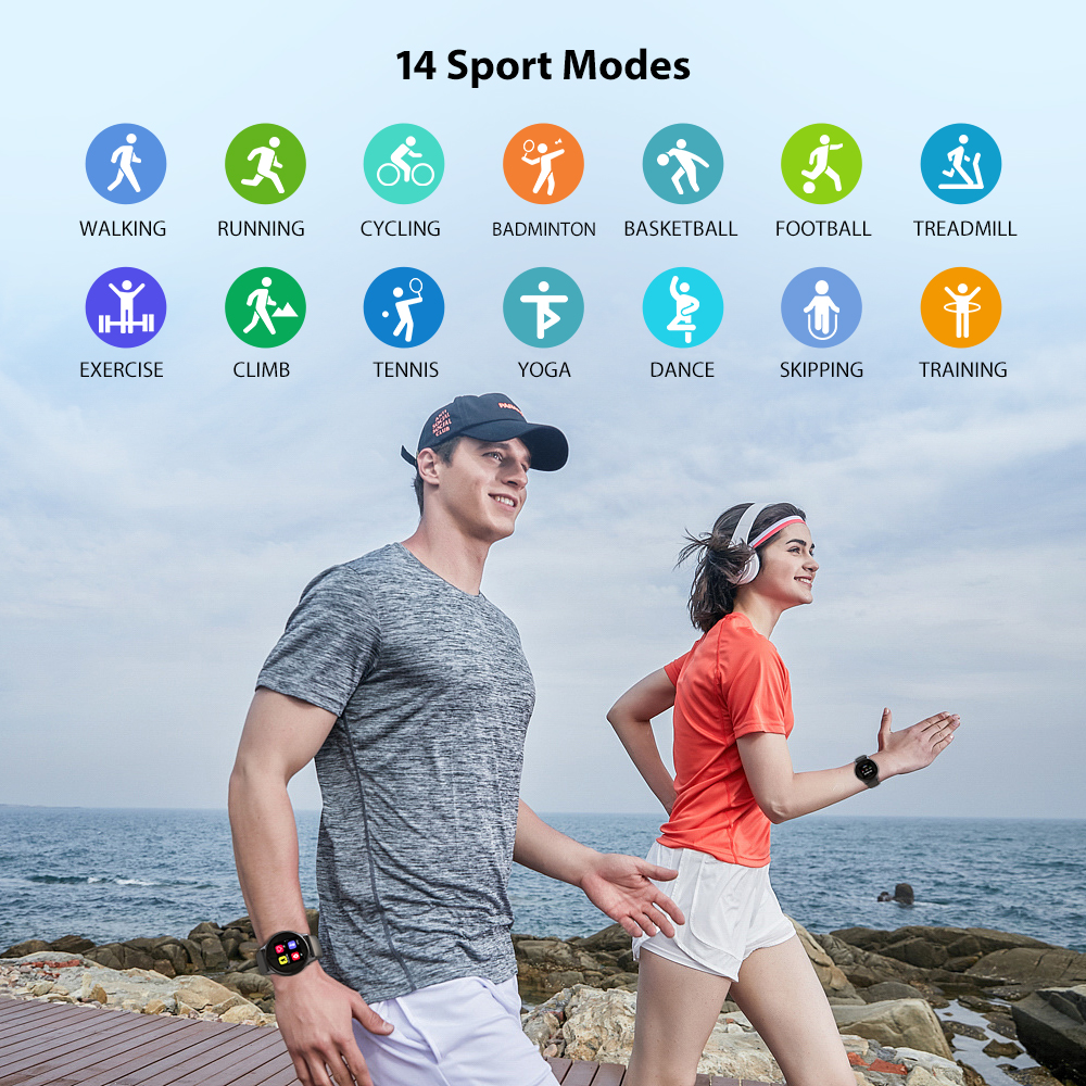 lowest price 2020 New Microwear L13 Smart Watch for Men IP68 Waterproof Bluetooth Call Blood Pressure Heart Rate Fitness sports Smartwatch