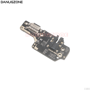 Image 4 - 10PCS/Lot For Xiaomi Redmi NOTE 8 USB Charging Dock Jack Plug Socket Port Connector Charge Board Flex Cable