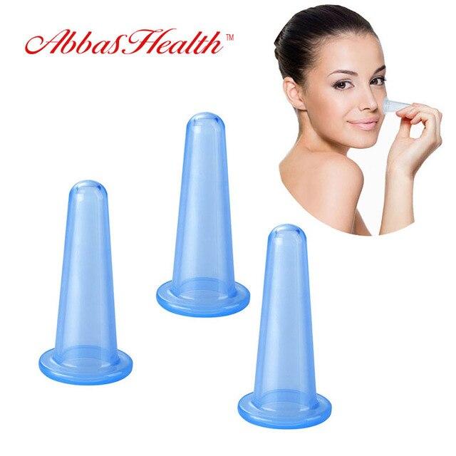 AbbasHealth Gesundheit Pflege Medizinische Dame Silica Gel Vakuum Tasse Massage Familie Körper Massage Helfer Effektive Penis Vakuum Tasse 3 #