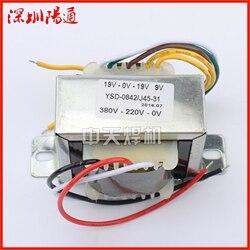 YSD-0842/J45-31 Inverter Lasmachine Transformator Dubbele 19V 9V Koperdraad Controle