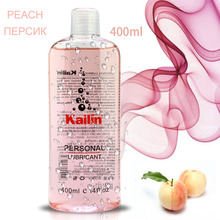 400ml fruit flavor lubricant anal grease for sex lube gel Or