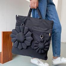 Toyoosky женская большая сумка тоут 2020 трендовая нейлоновая