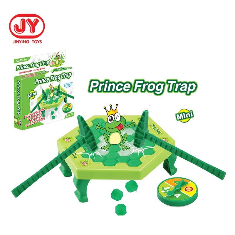 מיני צפרדע מלכודת לוח משחק הורה-ילד אינטראקטיבי בידור שולחן צעצועים משכך ילדים למבוגרים צעצועים לילדים משחק