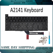 A2141 Keyboard Macbook German French New Spanish EU Italian for Pro Retina 16-Euro Uk-Us-English-Fr
