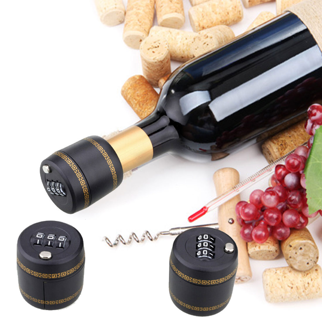 Новый продавец, крышка для бутылки, крышка для бутылки, маленький реквизит для Es Cap e из таинственной комнаты, найдите пароль для открытия вин...