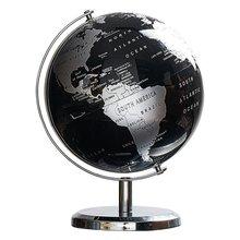 Desk-Decoration Globe with Metal-Base Children's Gift Geographic Modern