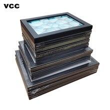 11 шт деревянная рамка для фотографий на стене фоторамка прихожей