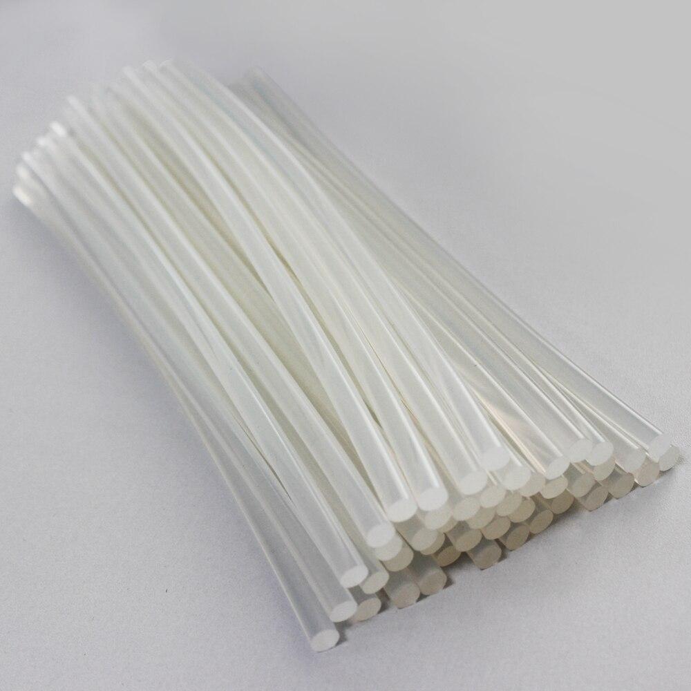 NICEYARD 7 X 250mm Hot Melt Glue Stick Clear Glue Non-toxic Adhesive Sticks Craft Alloy Accessories