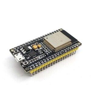 Image 3 - ESP32 مجلس التنمية WiFi + بلوتوث منخفضة للغاية استهلاك الطاقة ثنائي النواة ESP 32 ESP 32S ESP 32 ESP8266 مماثلة ل Uno