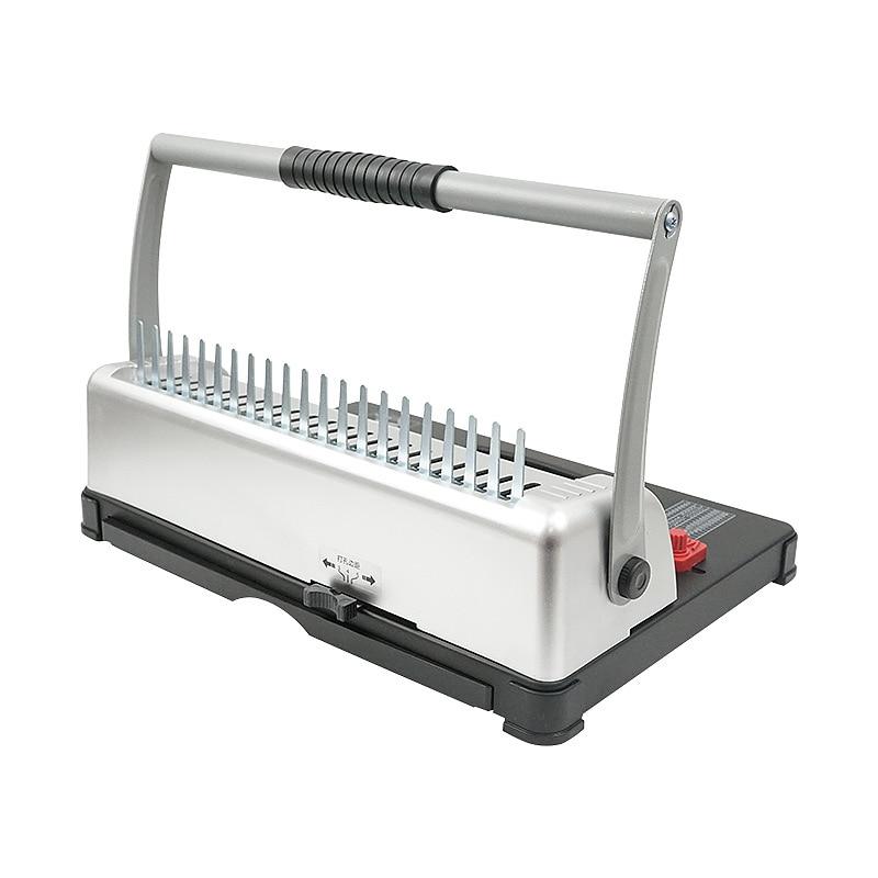 alças clip-pente máquina de ligação