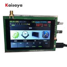 50Khz-200MHz Malachite SDR Radio Malahit DSP 3.5 pollici di tocco scsreen SDR HAM Transceiver Ricevitore STM32H742 no batteria D2-013