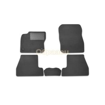 Mats kvest 3D salon Toyota Camry 2011-2017 XV50, 5 PCs (полиста