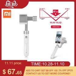 Xiaomi SJYT01FM 3 Achsen Gimbal Handheld Stabilisator Internationalen Version für Action Kamera Handy