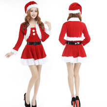Costume Princess Halloween Cosplay Outfit Dress Role-Play Party Girls Woman Make-Up Xmas