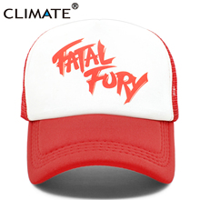 CLIMATE Terry Bogard Cap The King of Fighters FURY FATAL Hat