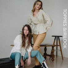 Cotton Shirts Clothing Tops Oversize Womens Lace-Up-Belt Long-Sleeve Korean-Fashion Autumn