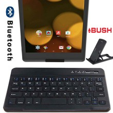 Bluetooth Keyboard Wireless Keyboard for Argos Alba 7″ 8″/Bush Eluma B1 8″/MyTablet 7″ 8″/Spira B1 8″/B2 7″/B2 8″/B3 8″ Tablet