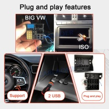 Multimedia-Player Polo Car-Radio Seat Leon Skoda Yeti Octavia VW Tiguan Android Passat B7