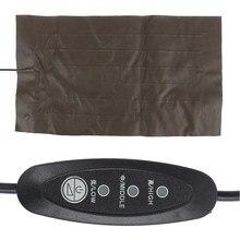 5v 2a usb pet warmer almofada aquecimento assento elétrico pano aquecedor ajustável 20x35cm