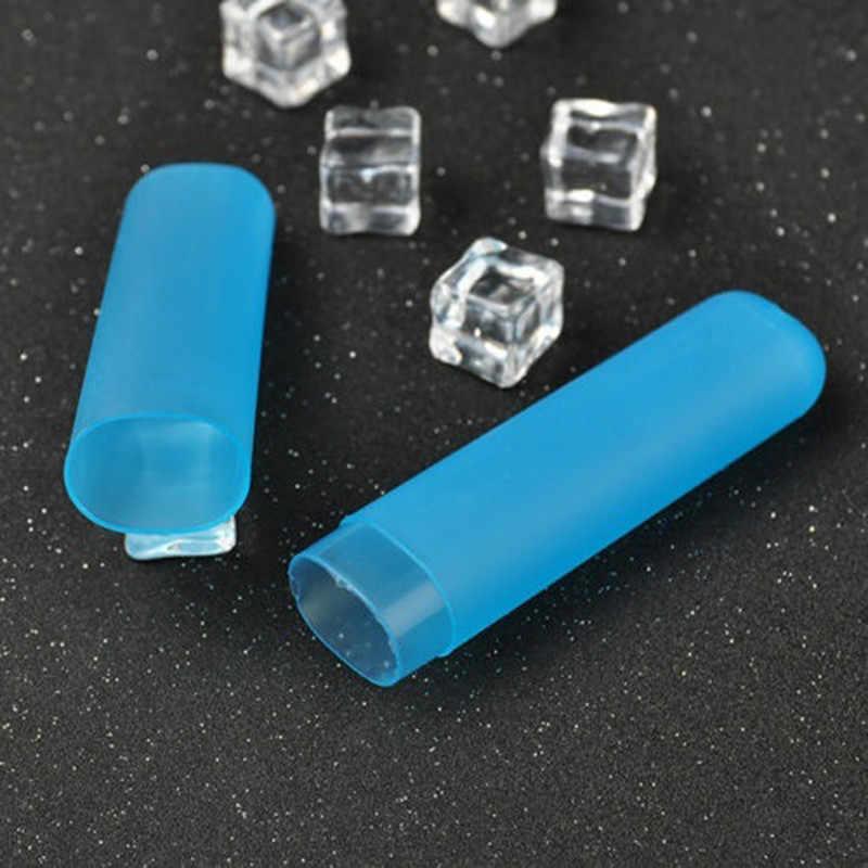 Mini podróży przenośne szczoteczka do zębów oddychające szczoteczka do zębów Tube uchwyt na szczoteczkę do zębów pudełko ochronne akcesoria łazienkowe