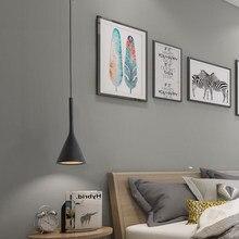 Modern Suspension E27 Pendant Lights 220v Home Decor Loft Bedroom Bedside Lamp Minimalist Interior Lighting Light Fixtures