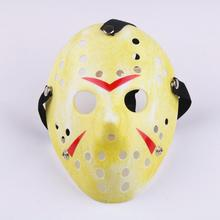 Friday the 13th Jason Voorhees Hocke Michael Myers Mask Cosplay costume Mask Halloween Party Cool Mask festival masquerade mask beier stainless steel biker jason voorhees hockey halloween mask pendant necklace with red colour antique cool jewelry bp8 362