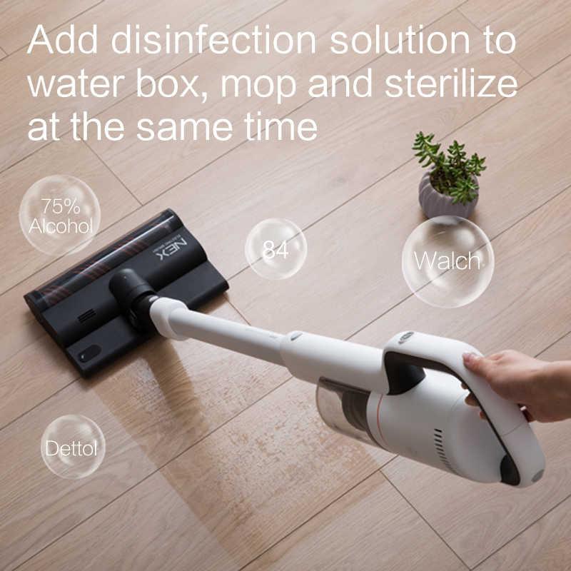 * ORIGINAL * ROIDMI NEX Handheld Staubsauger für Home-2 in 1 Mop & Vakuum-25000 Pa saug Power-Lebensdauer Globale Reparatur