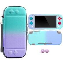 Funda rígida portátil para Nintendo Switch Lite, bolsa de almacenaje de transporte para NS Switch, Mini juego de consola, accesorios