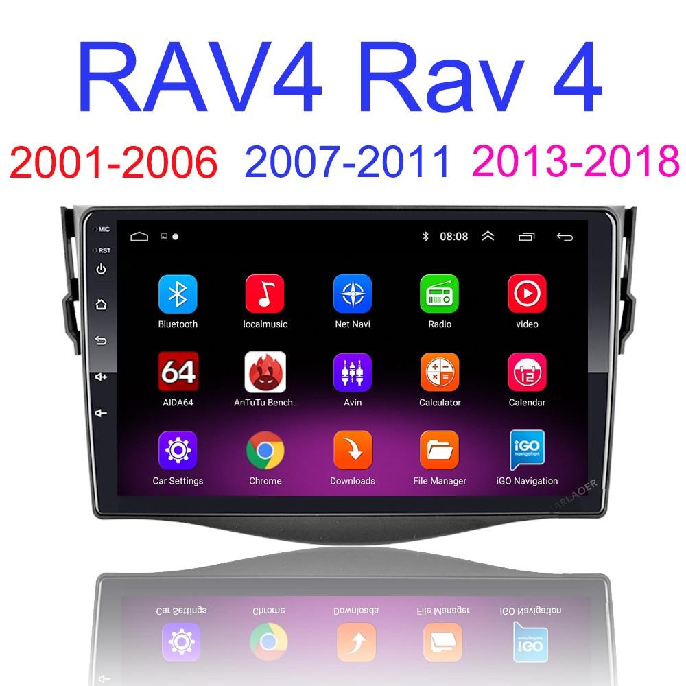 Reprodutor de navegação gps para toyota rav4, carro android, gps, navegação por gps, para toyota rav4, rav 4, 2001-2006, 2007, 2008, 2010, 2011 som estéreo multimídia para carro, rádio multimídia
